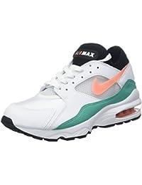 hot sale online 9cb46 1d6a1 Nike Air Max 93, Chaussures de Gymnastique Homme