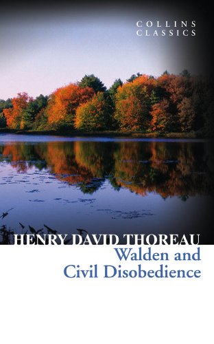 Walden and Civil Disobedience (Collins Classics) (English Edition)