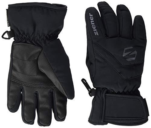 Ziener Kinder LORIK Glove junior Ski-Handschuhe, Black, 3 | 04059749245056