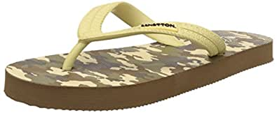 United Colors of Benetton Boy's Beige Flip-Flops and House Slippers - 10 UK/India (29 EU)