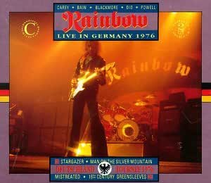 Live in Germany 1976