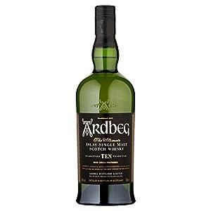 Ardbeg Single Malt Scotch Whisky 10 Year Old 70cl - (Pack of 2) by Ardbeg