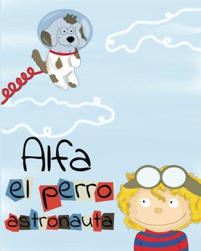 Alfa, el perro astronauta