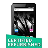 (CERTIFIED REFURBISHED) Micromax Canvas Tab P701+ Tablet (7 inch, 16GB, Wi-Fi + 4G LTE + Voice Calling), Grey