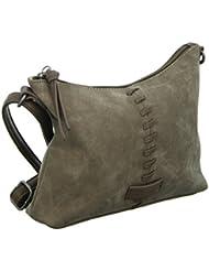 Tamaris Lyra Crossbody Bag - Bolso cruzados de Material Sintético para mujer