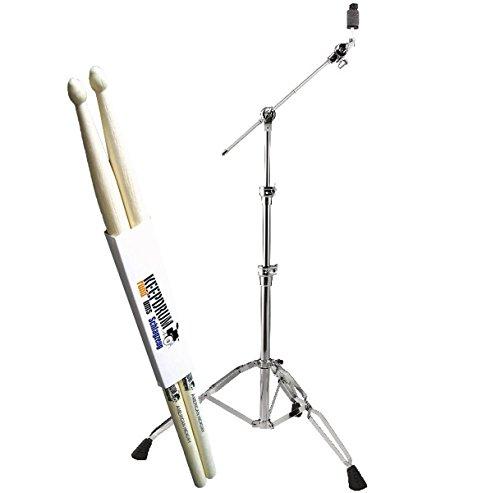 pearl-bc-930-galgen-beckenstander-keepdrum-drumsticks-1-paar