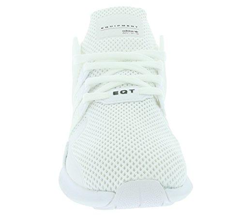 Adidas Equipment Support Adv, Noir Blanc / Noir Blanc / Noir Chaussures Noires Blanc-core Noir (ba8322)
