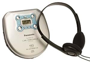 Panasonic SL-SX271C Portable CD Player with Car Kit