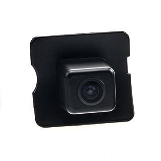 XCarlink-Rckfahrkamera-in-Griffleiste-NTSC-fr-Mercedes-MML-Klasse-W164-R-Klasse-W251
