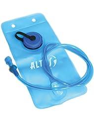 Altus 1900012 - Bolsa flexible líquidos, unisex, multicolor, talla 1L