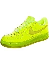 Nike Air Force 1 (GS) Schuhe volt-fierce green - 35,5