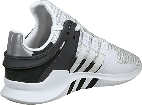 adidas Eqt Support Adv, Sneakers Basses Homme, Bianco White/Black