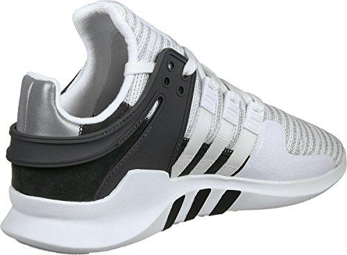 adidas Unisex-Erwachsene Equipment Support Advanced Sneaker Dekollete, Weiß FTWR White/Core Black, 37 1/3 EU (Running Support Adidas Equipment)