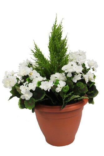 artificial-70cm-2ft-h-geranium-flower-plant-bush-shrub-in-container-patio-planter-tub-with-artificia
