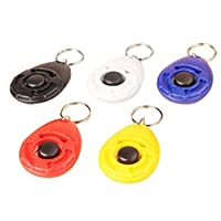 dealglad® Puppy trainer Formation Clicker pour chien chat (couleur aléatoire)