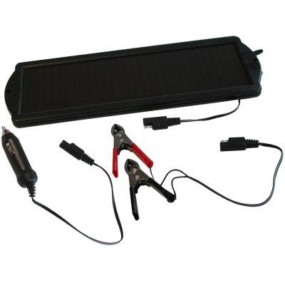 ProPlus 550059 Solarmodul Solarpanel Solarladegerät Batterieladegerät 12Volt