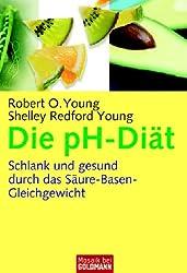 Die pH-Diät: Schlank und gesund durch das Säure-Basen-Gleichgewicht