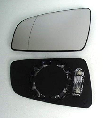 Spiegel Spiegelglas links beheizbar für Außenspiegel elektrisch und manuell verstellbar geeignet ACHTUNG: passt nur bis 08/2009