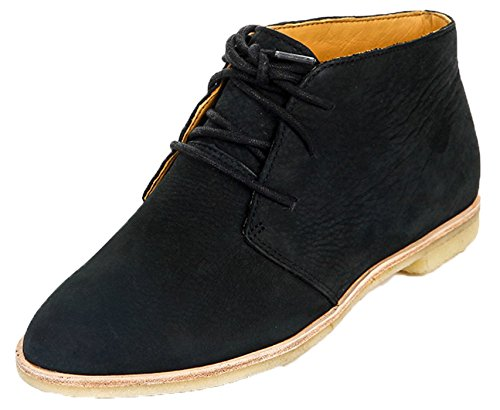 clarks-originals-phenia-desert-damen-derby-schnurhalbschuhe-schwarz-black-nubuck-38-eu-5-damen-uk