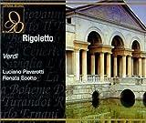 Verdi : Rigoletto. Pavarotti, Scotto, Paskalis, Giulini.