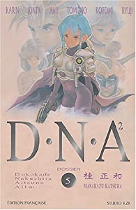 DNA² Réédition Tome 5