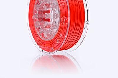 print-Me 5906190617224 Filament für 3D Drucker Swift PET-G 1.75 mm, Neon Red