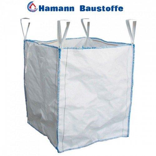 Big Bag Container Verpackung Sack FIBC 90x90x110 cm 1250 kg | Schüttgut Bags - Polypropylen - beschichtet luftundurchlässiges Gewebe