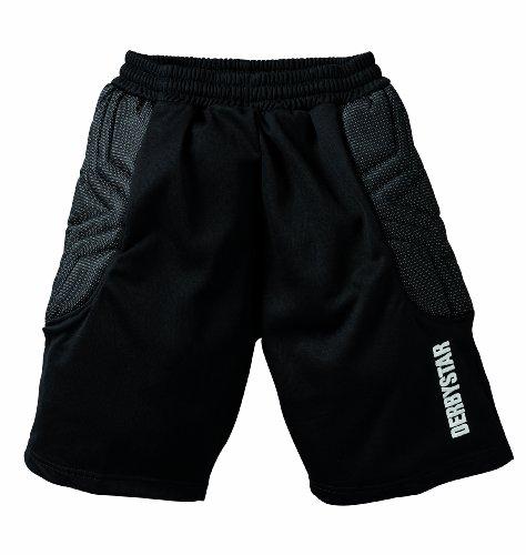 Derbystar, Pantaloni da portiere Uomo ALEX, Nero (schwarz), XXL