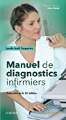 Manuel de diagnostics infirmiers: 15º édition par Carpenito