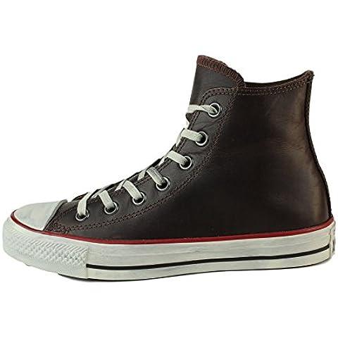 Converse - Zapatillas de Piel para hombre Marrón marrón 37.5