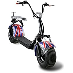 Scooter Eléctrico ML-SC03. Citycoco