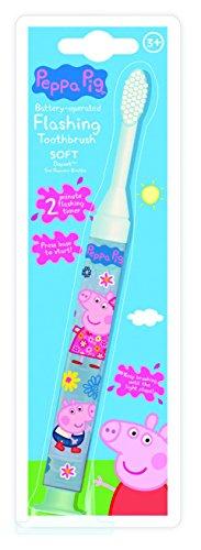 Peppa Pig blinkende Zahnbürste (Baby Peppa Pig)