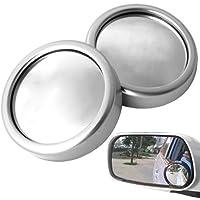 2X Auto Sicherheitsspiegel Spiegel für Toten Winkel Neu