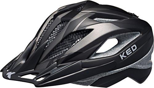 KED Street Pro Helmet Junior Red Pearl Matt 2018 Fahrradhelm