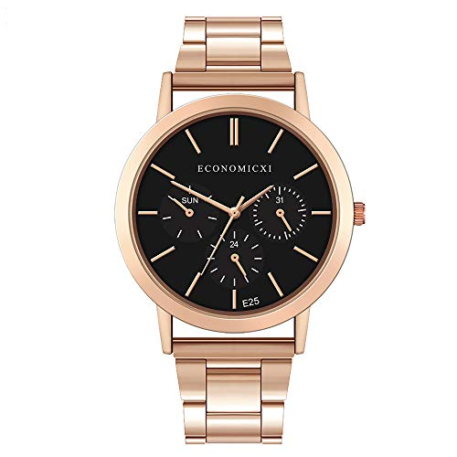 SHE.White Herren Uhr Männer Minimalism Edelstahl Mesh Armbanduhr Mann Sport Modisch Design Ultra Dünne Einfach Analog Uhren -