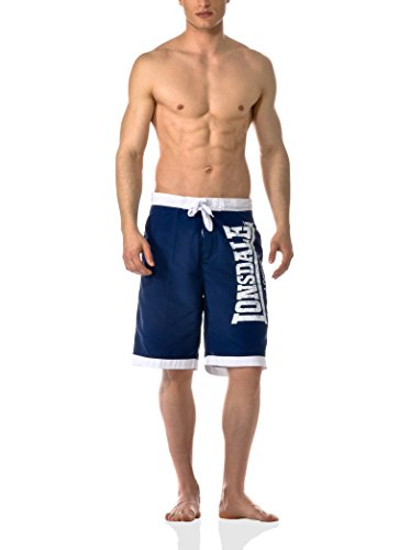 Lonsdale bain Clennell blanc