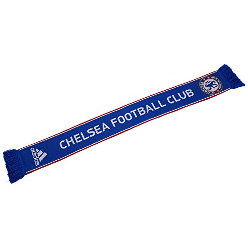 adidas Schal CFC Scarf Chelsea Blue/White One Size -