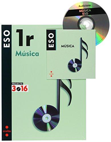 Música. 1 ESO. Projecte 3.16 - 9788466116091