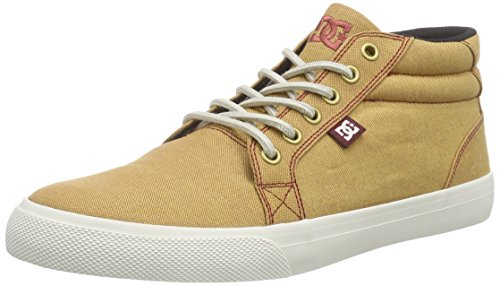 DC COUNCIL MID TX M WE9 Herren Sneakers Braun (Wheat WE9)
