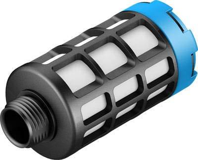 U-1/2 (2310) Schalldämpfer Einbaulage:beliebig Durchfluss gegen Atmosphäre:10.600l/min