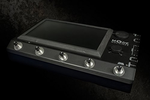 Mode Machines vPED Virtual Pedal Board VST Player mit Koffer
