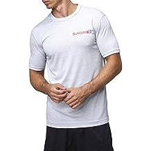 Sundried Ultra Fresco de la Camiseta del Mens atlético Deportes Top para Correr Ciclismo Crossfit Entrenamiento de la… BMenm