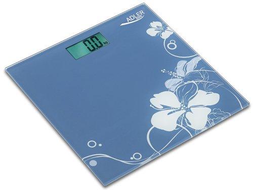 adler-ad-8117-bilancia-da-bagno-blu-con-fiori-bianchi