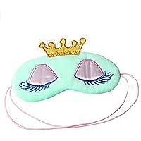 Des Mädchens Reisen Princess Crown schlafen Auge Schatten Augenbinde Nap Abdeckung Augenmaske. preisvergleich bei billige-tabletten.eu