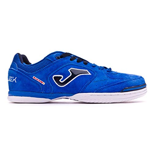Scarpe Calcetto Joma Top Flex 735 Navy Indoor Numero 43