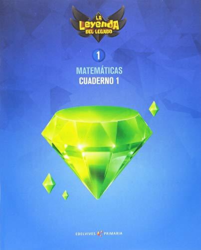 Cuaderno Matemáticas 1.1   Generico