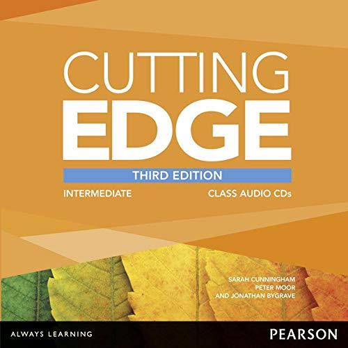 Cutting Edge Intermediate Class CD por Jonathan Bygrave