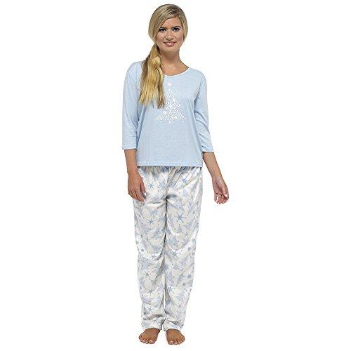 Foxbury - Ensemble de pyjama - Femme bleu pâle