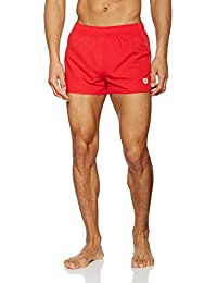 Arena X-Short Fundamentals Bañador, Rojo (Red / White), XL