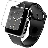 Zagg InvisibleShield HD Pellicola Proteggi Schermo per Apple Watch, 42 mm, Trasparente